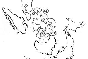 Mapa ng pilipinas drawing png 3 » PNG Image.