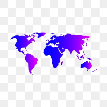 World Map Png, Vector, PSD, and Clipart With Transparent.