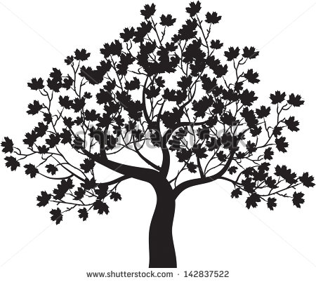 Maple Tree Clipart.