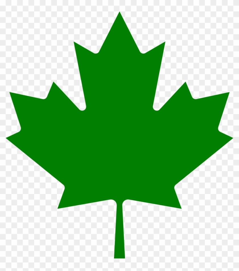 Maple Leaf Green.