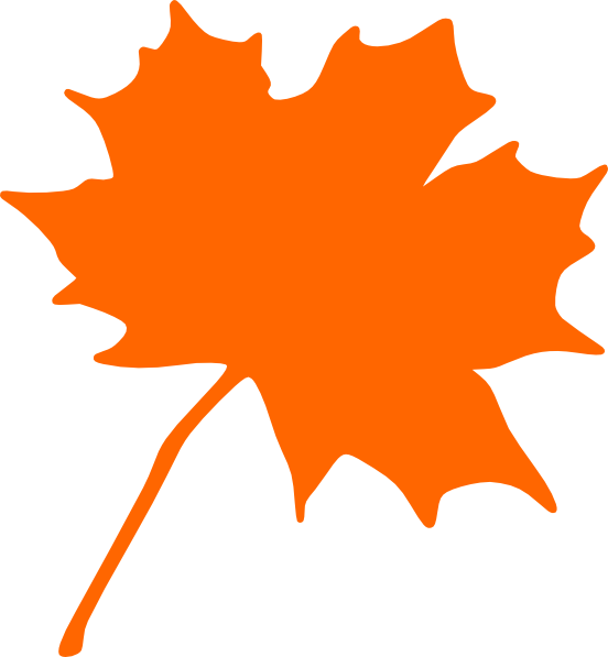 Maple Leaf Clip Art at Clker.com.