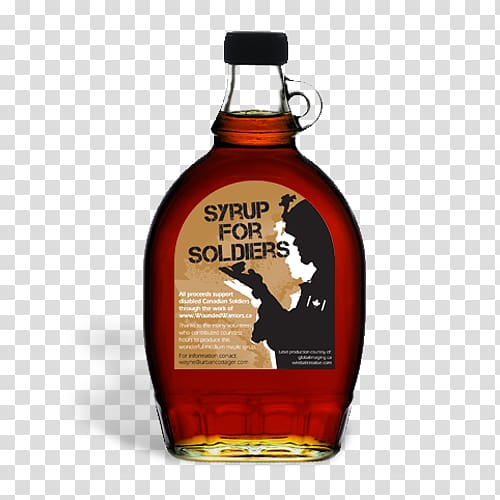 Liqueur Canadian cuisine Bottle Maple syrup Wine, bottle.