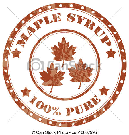 Maple Syrup Clip Art Free.
