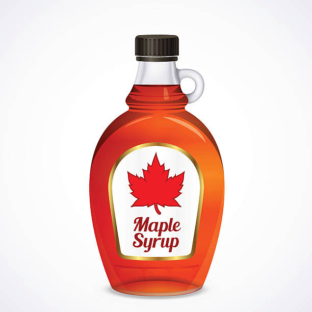 Best Maple Syrup Illustrations, Royalty.