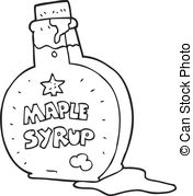 Clipart Maple Syrup.