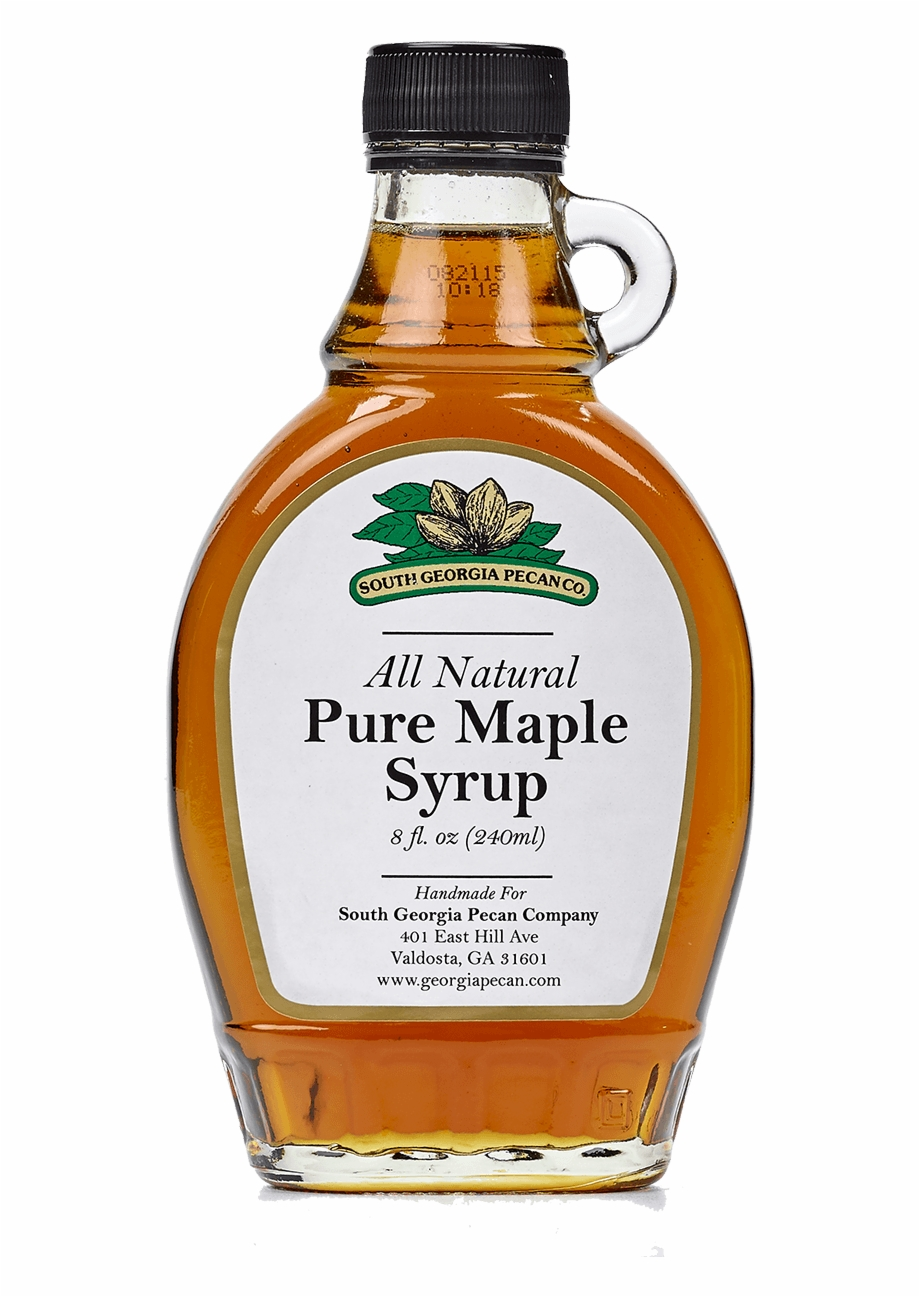 Pure Maple Syrup.