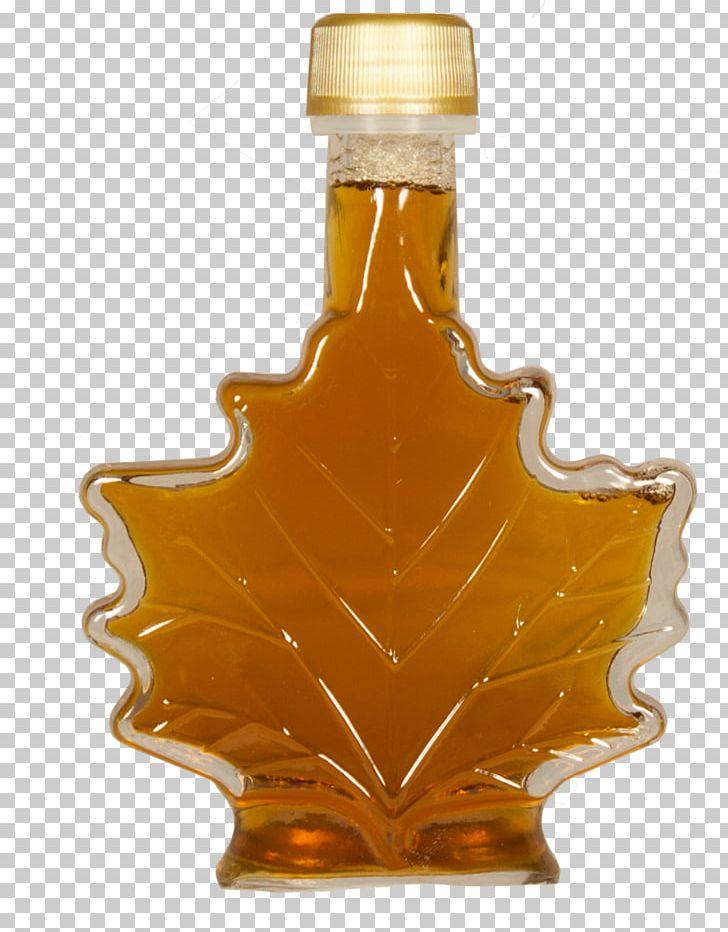Maple Taffy Maple Syrup Liqueur Maple Leaf Sugar PNG.