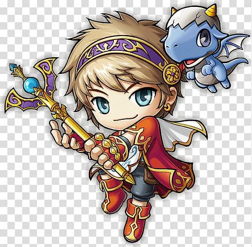 MapleStory 2 Character Video game Nexon, Chibi transparent.