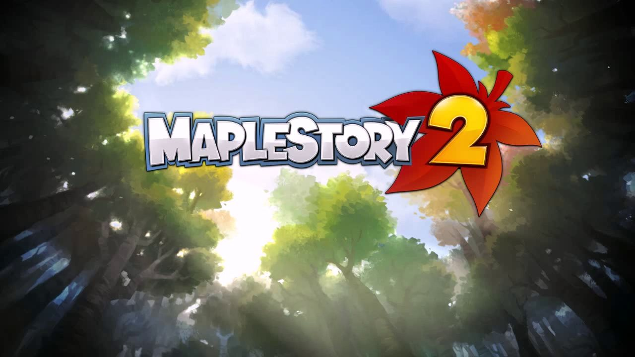 Maple Story 2.