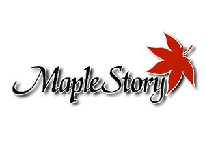 Maplestory Logos.