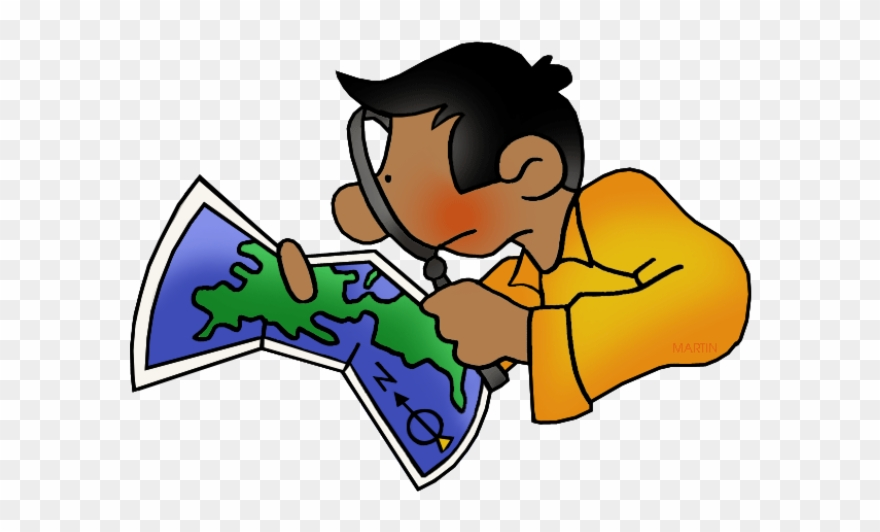 Map Clipart Map Skill.