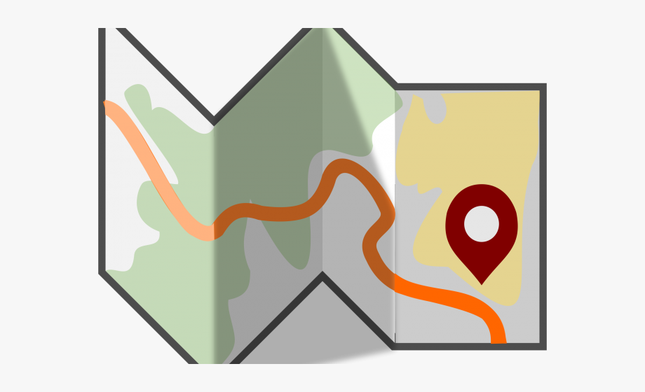 Maps Clipart Location.