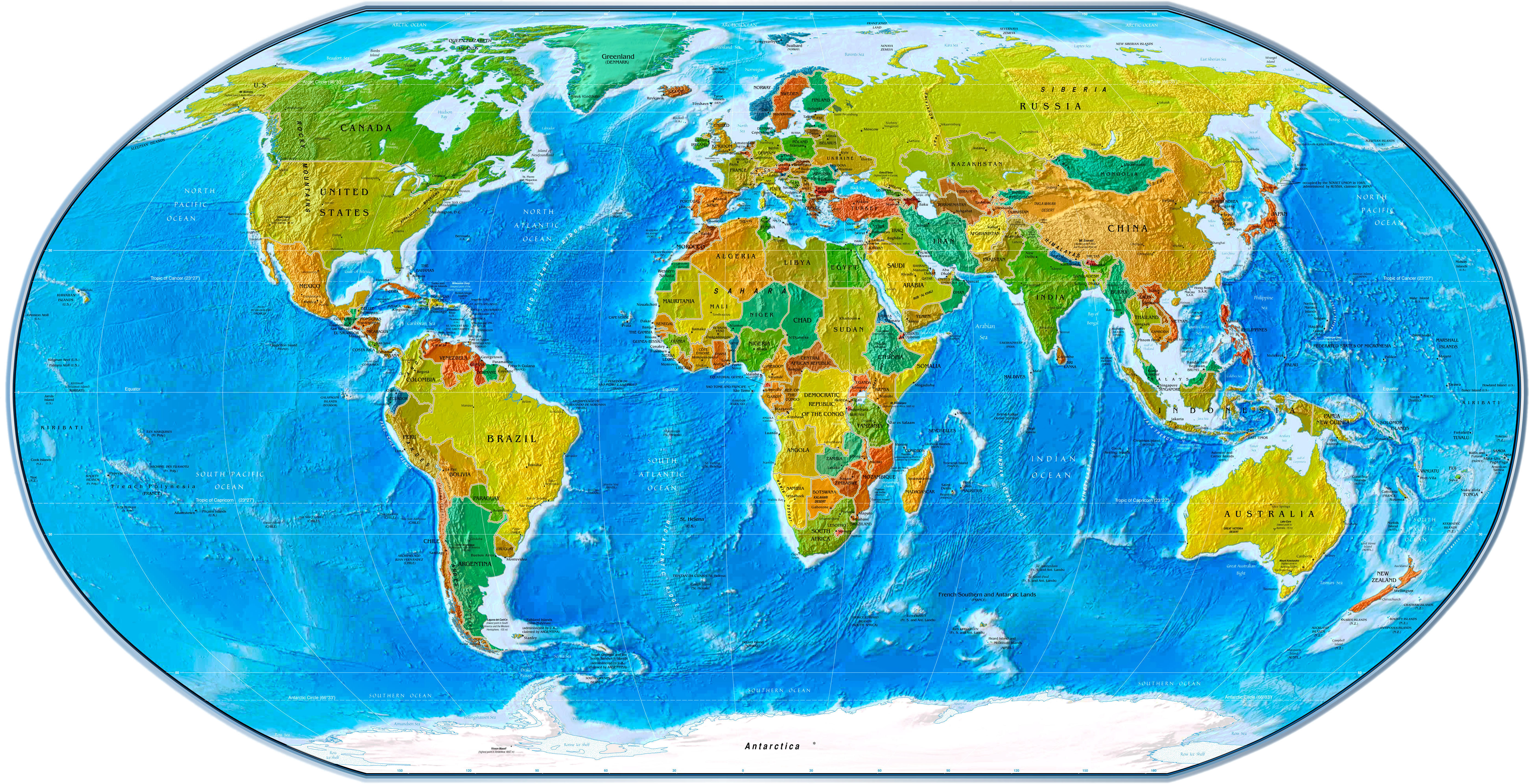 World Maps Clip Art Download.