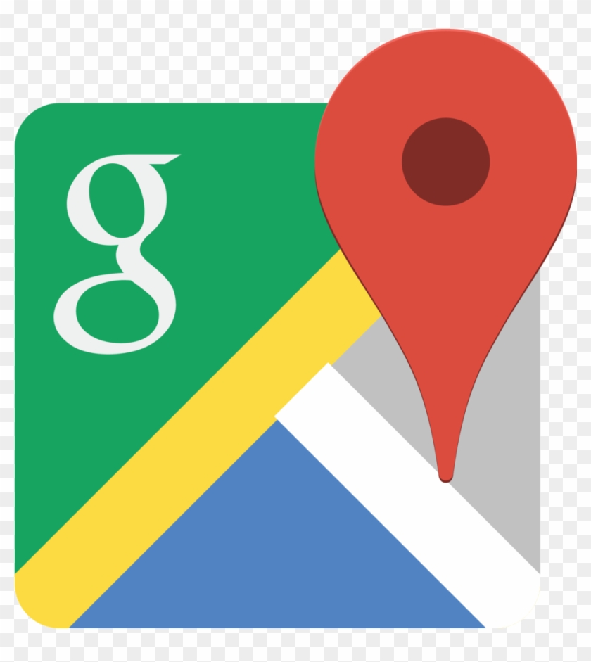 Google Maps Logo, Icon, HD Png Download (#2203726).