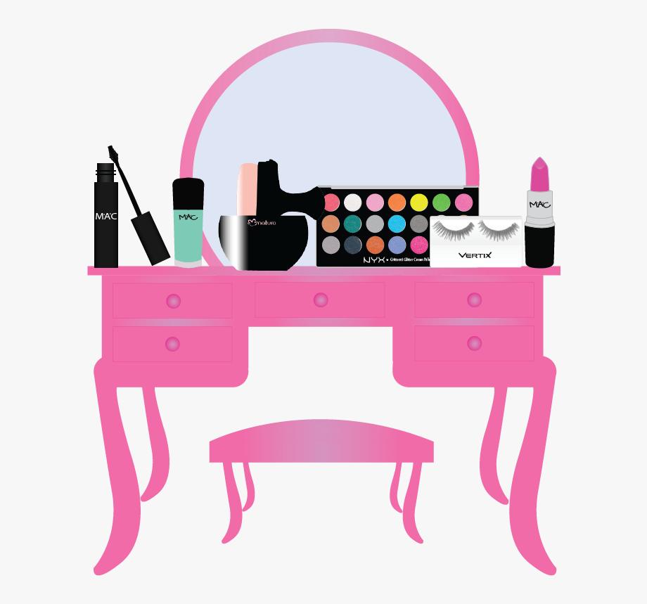 Makeup Clipart Glamour.