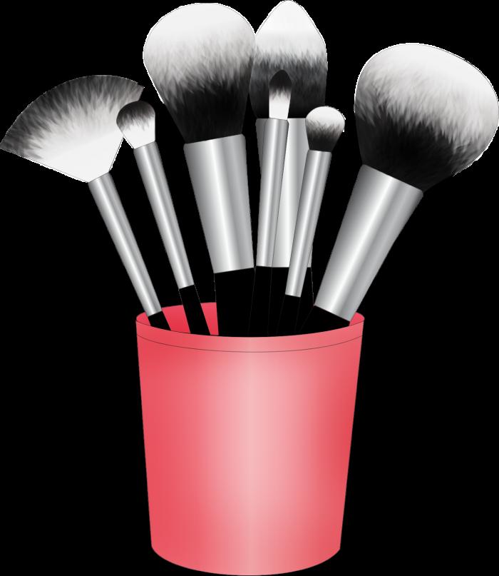 Desenho De Maquiagem Em Png Vector, Clipart, PSD.