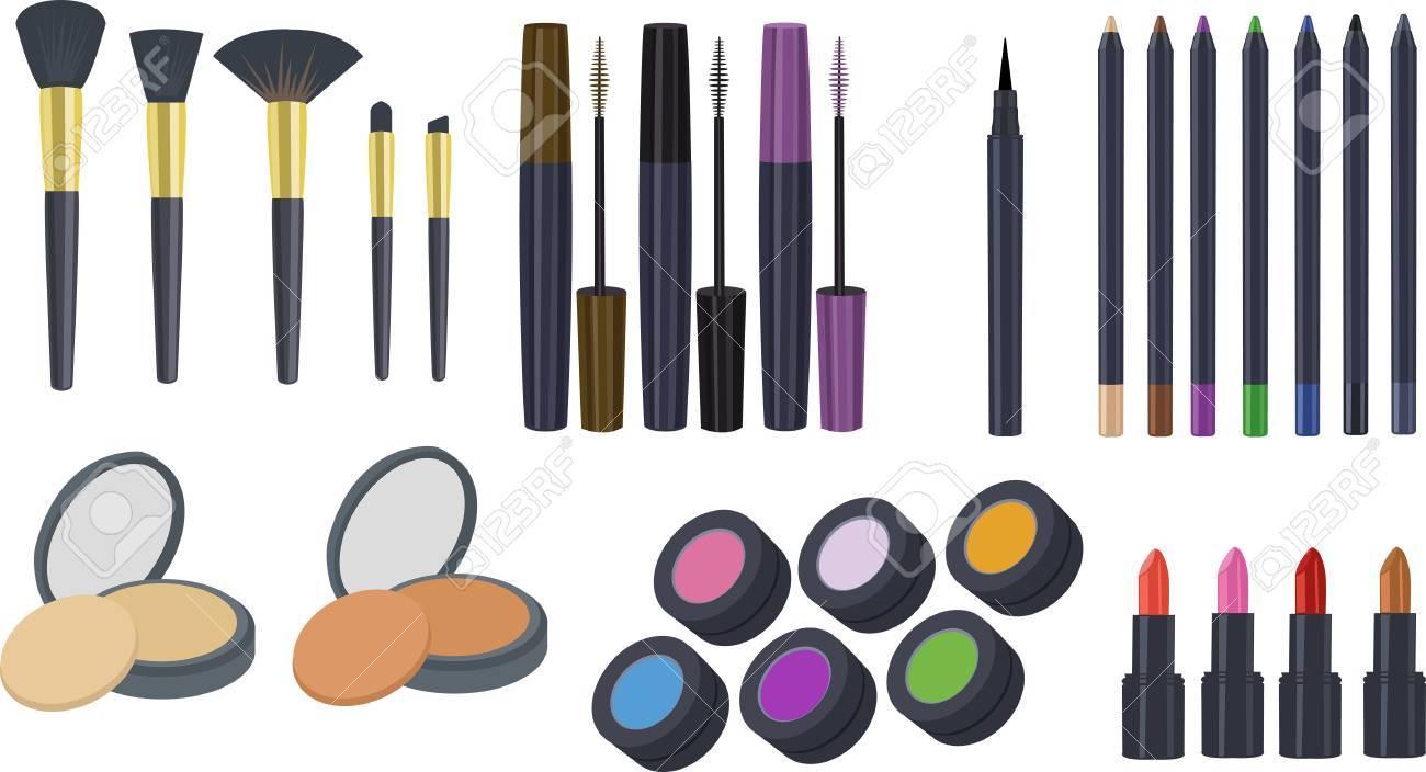 makeup clipart.
