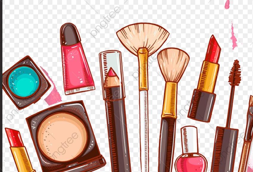 Makeup Tools, Makeup Clipart, Tools Clipart, Makeups PNG.