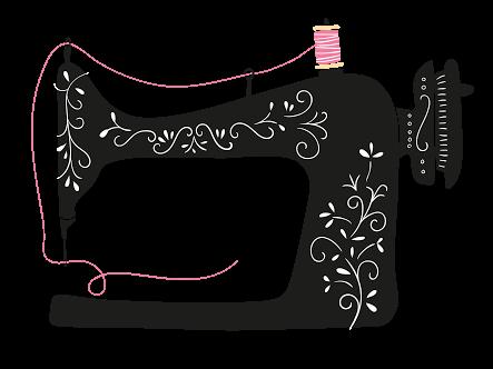 Resultado de imagem para sewing clipart.