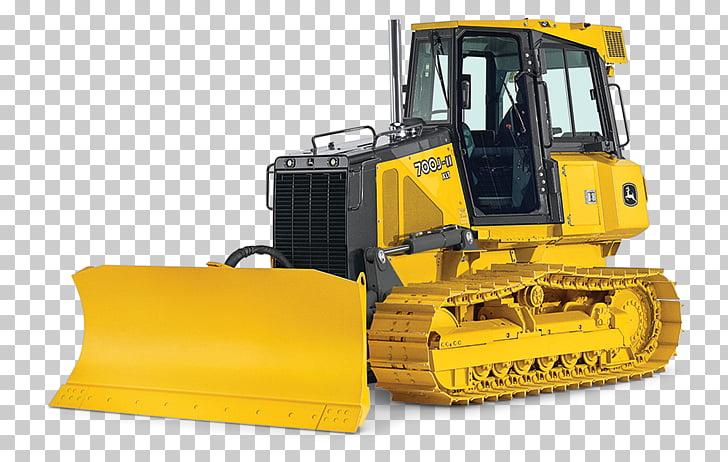 John deere caterpillar inc. bulldozer retroexcavadora.