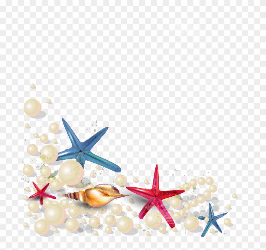 Starfish Clipart Sandy.