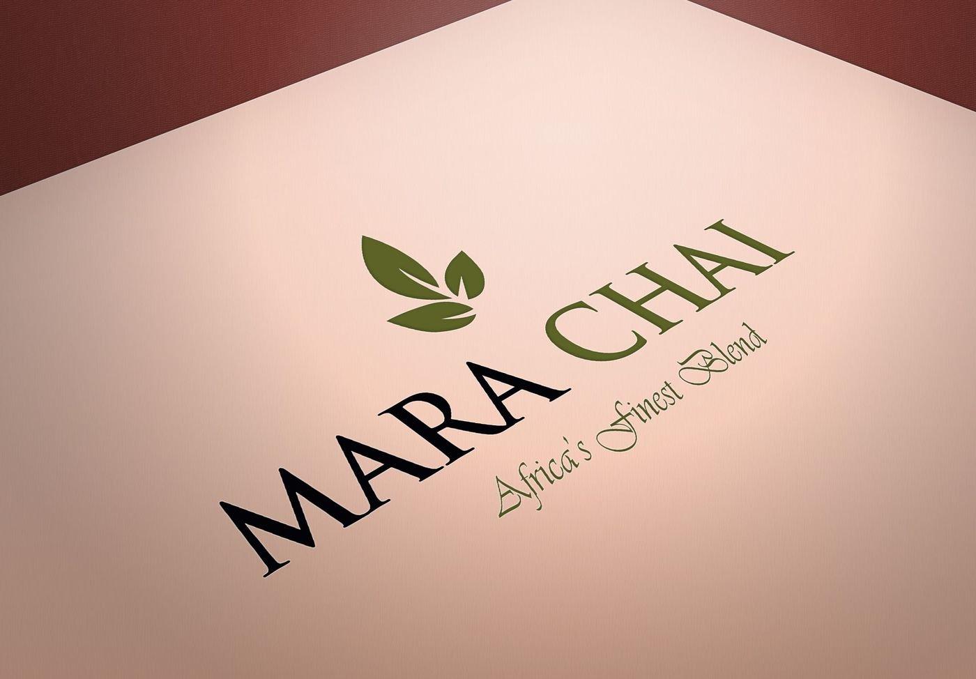 MARA CHAI LOGO by Rashid Dina at Coroflot.com.