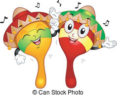 Maracas Stock Illustration Images. 2,450 Maracas illustrations.