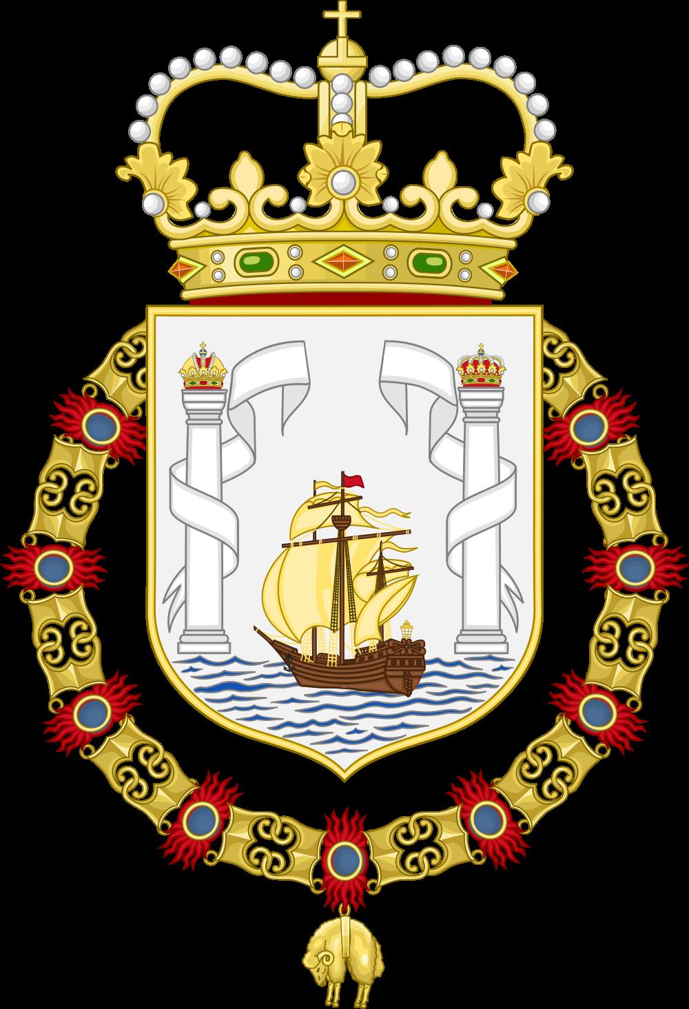 File:Royal Coat of Arms of New Zamora of Maracaibo.svg.