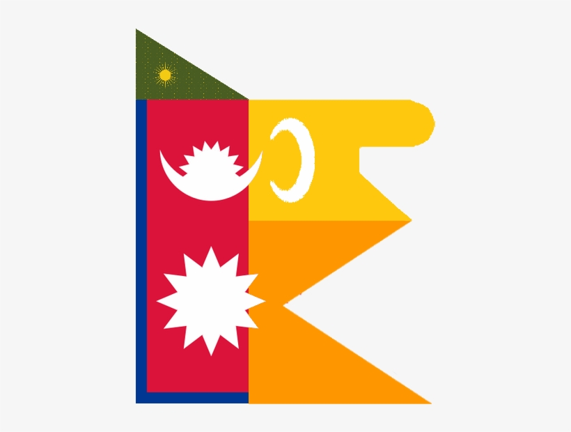 Maratha Flag.