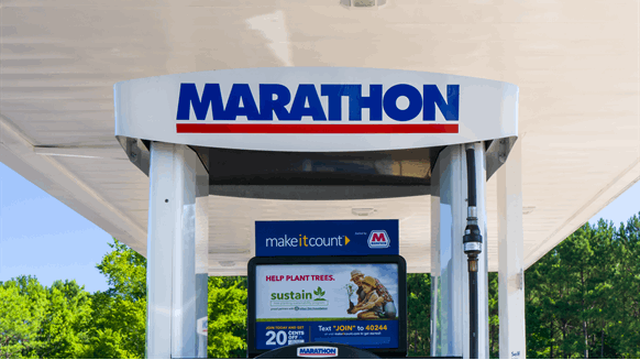 Marathon Petroleum to Spin Off Retail Unit.