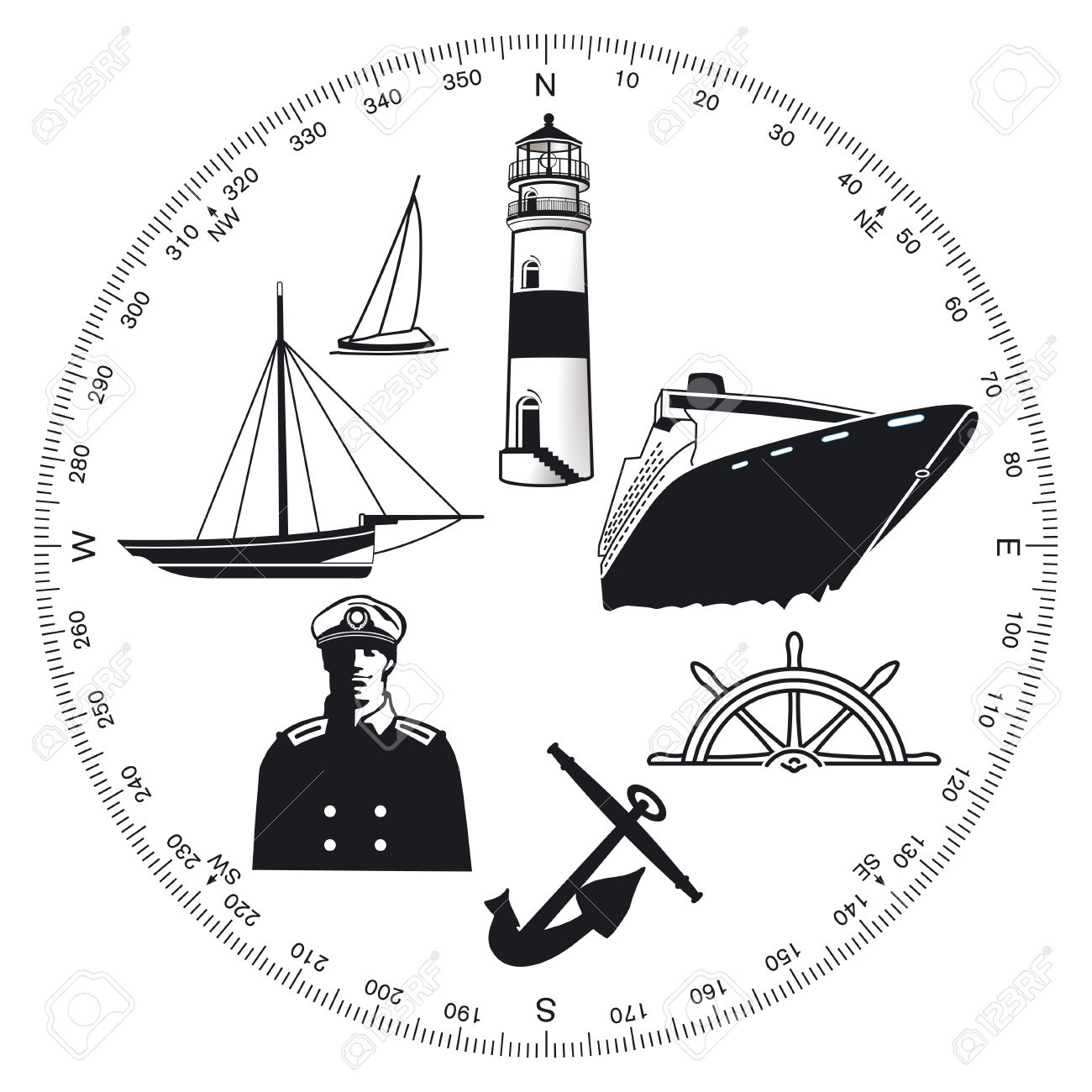 Maritime Clipart Free.