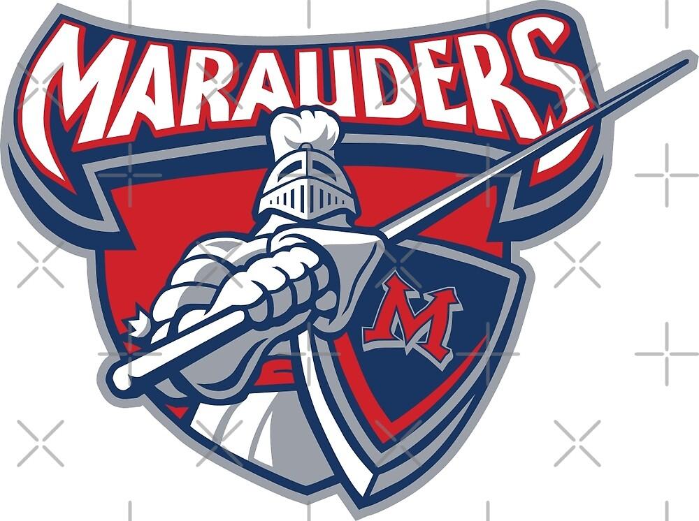 Miller Marauders Logo\