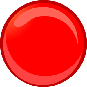 Red marble clipart.