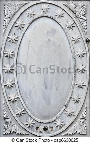 Stock Images of Old Turkish Marble Carving.