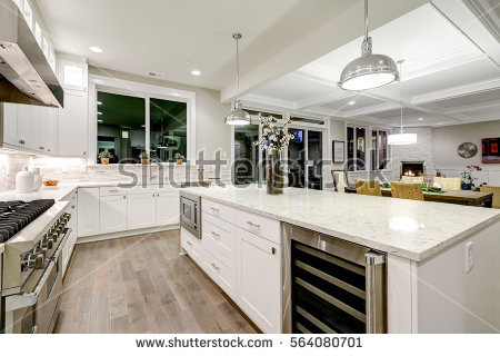 Countertop Stock Images, Royalty.