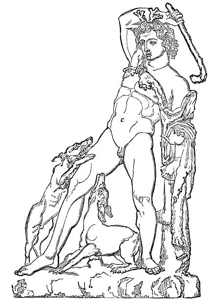 Marble Statue Clip Art, Vector Images & Illustrations.