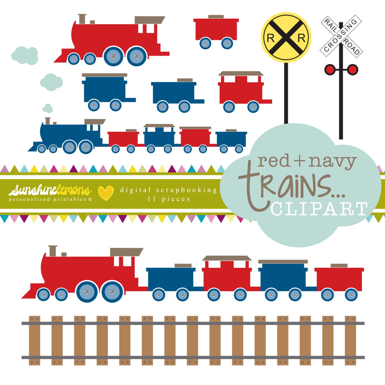 Train clipart.