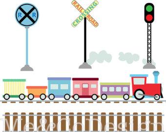 railroad clip art.
