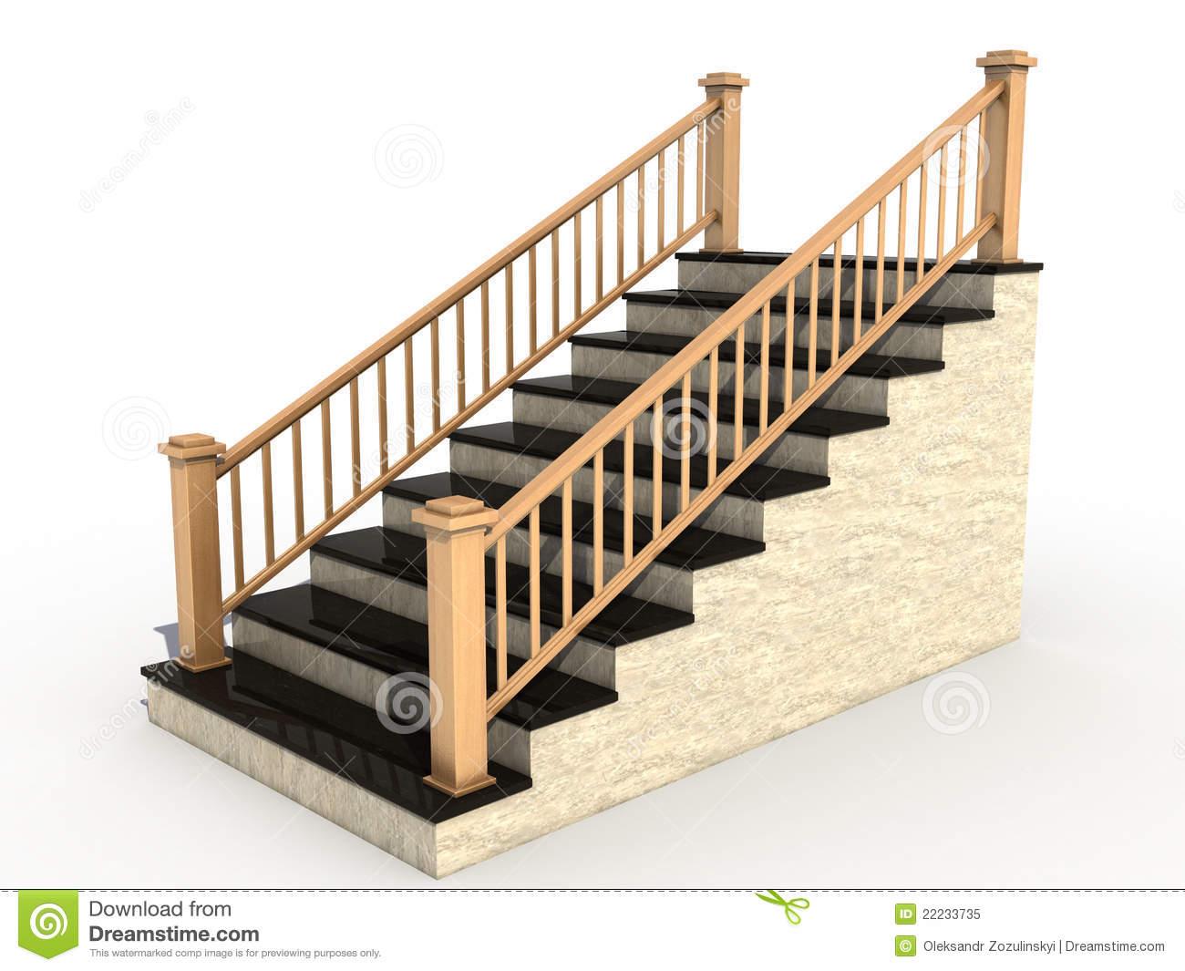 Handrail Stock Illustrations.