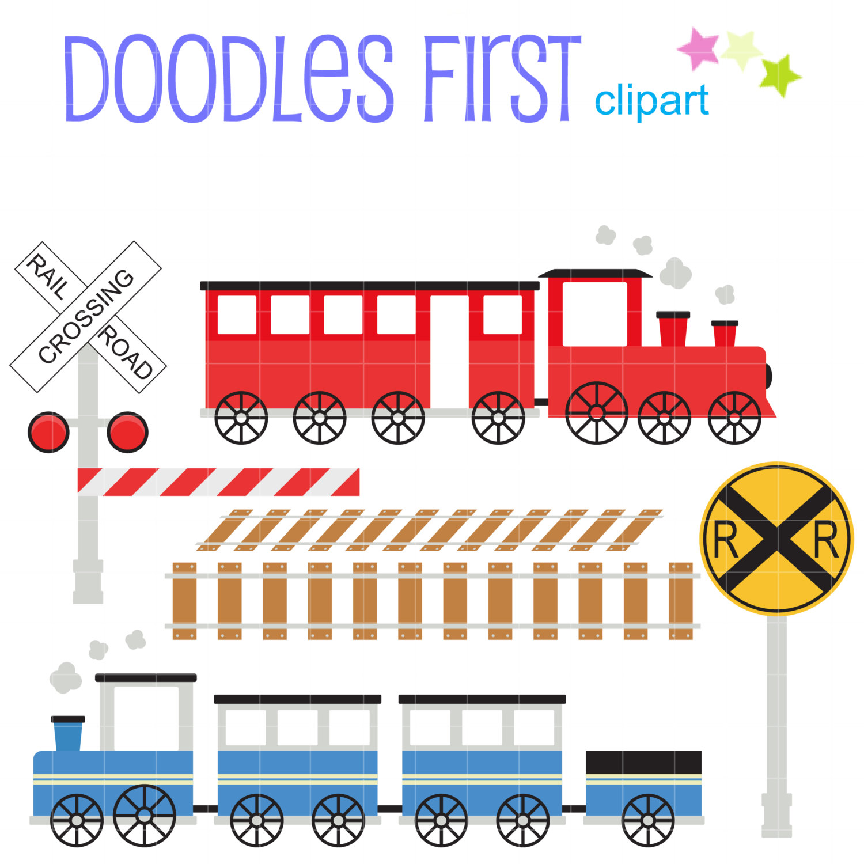 Train logos.