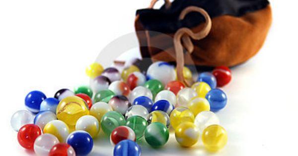 Bag of Marbles Clip Art.
