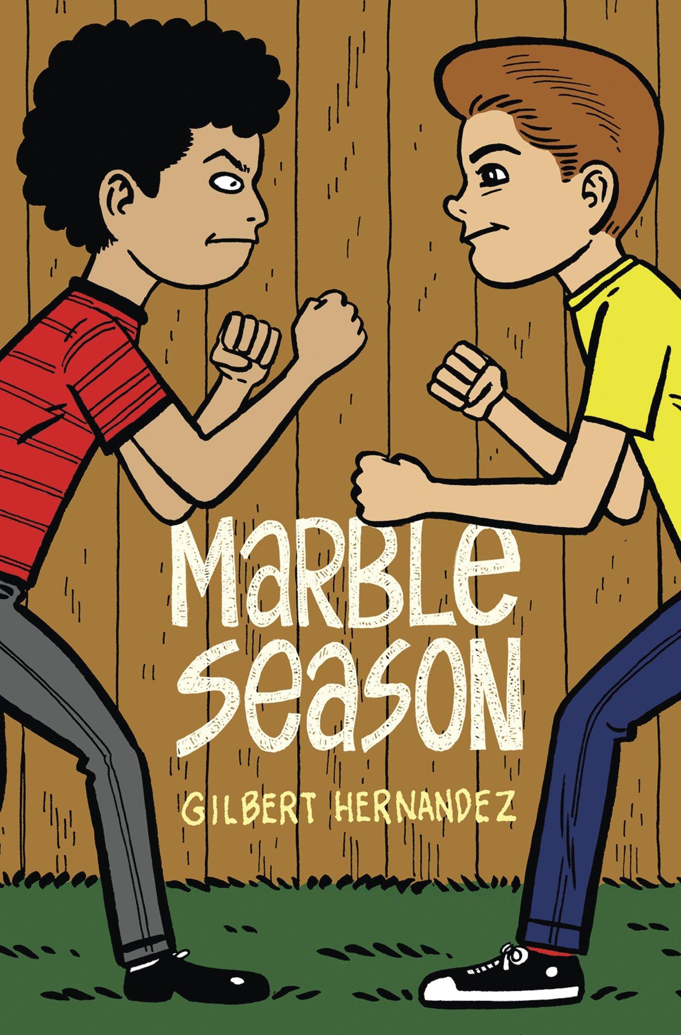 Marble Season: Gilbert Hernandez: 9781770460867: Amazon.com: Books.