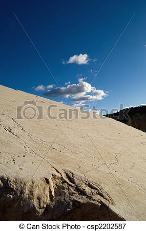 Picture of Marble block in a quarry csp2202587.