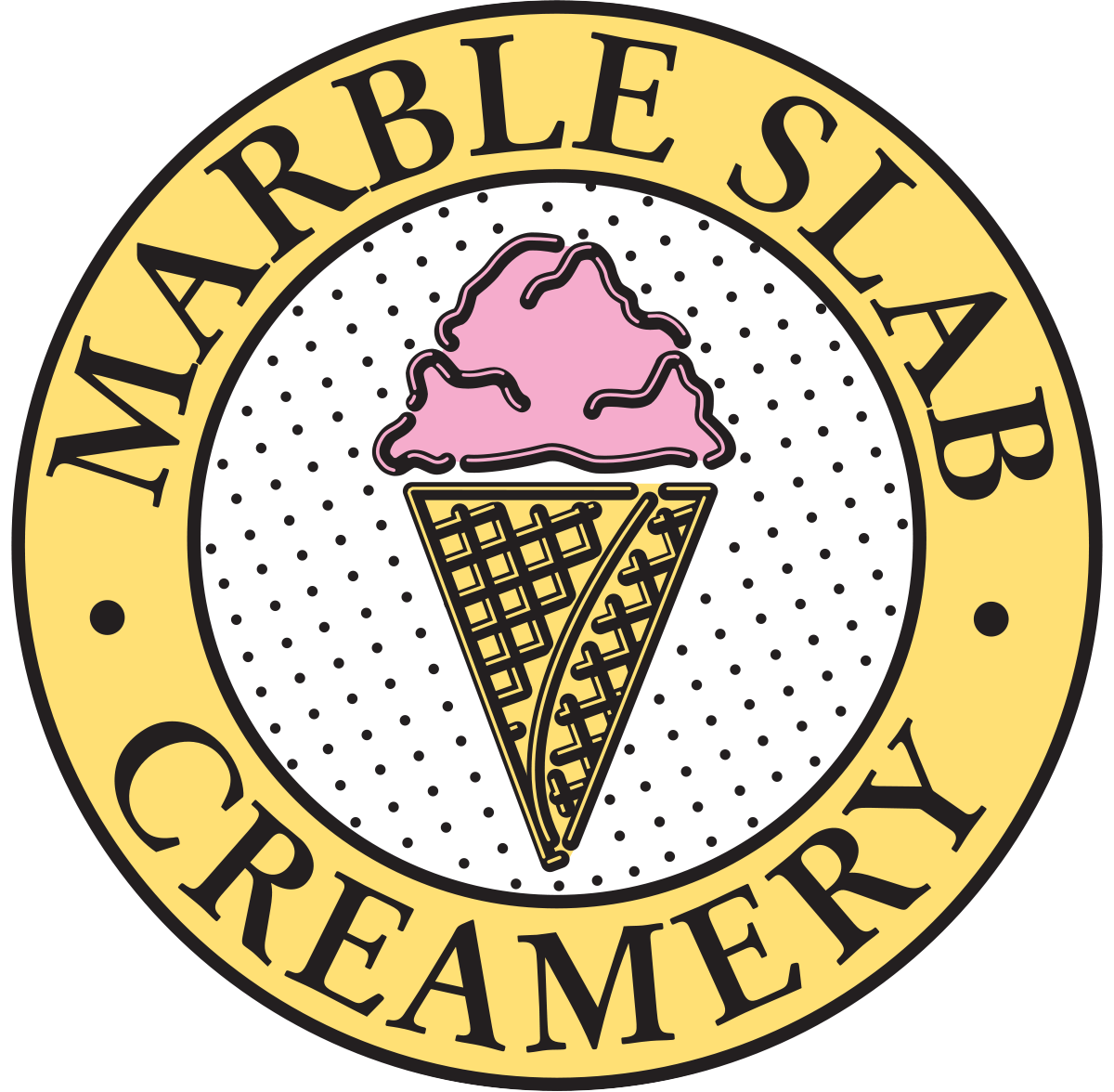 Marble Slab Creamery.