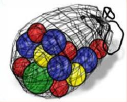Free Marbles Clipart.