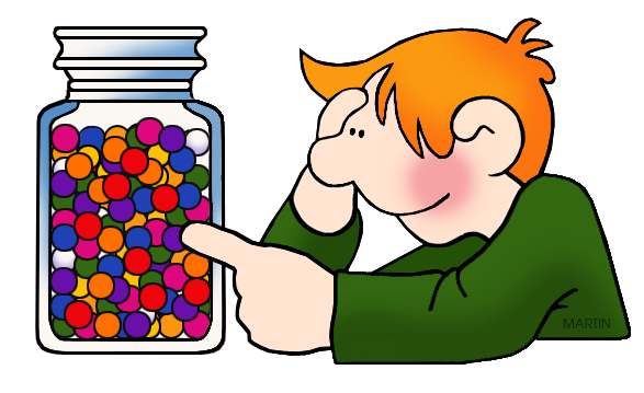 Free Toys and Games Clip Art by Phillip Martin, Marbles.
