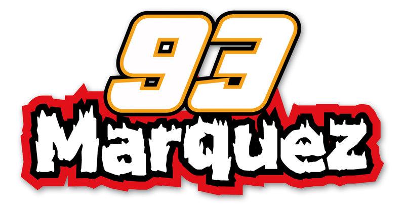 Marc Marquez Logo Vector.