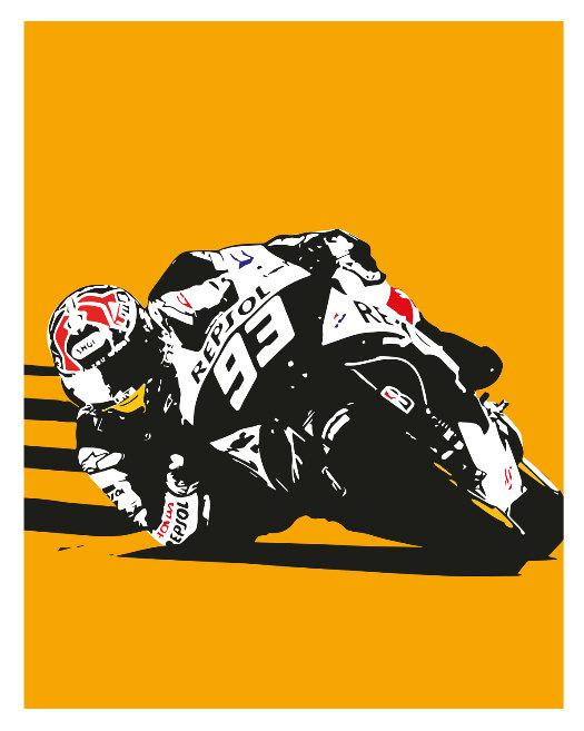 Marc Marquez MotoGP.