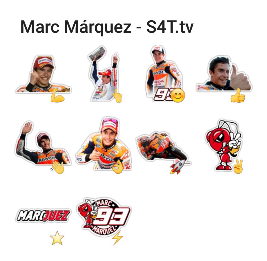 Marc Márquez.