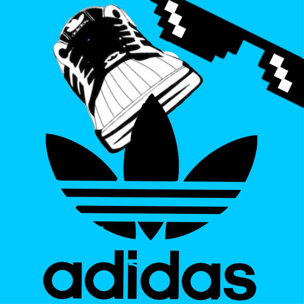 Adidas,minha marca de tenis preferida.